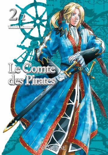 Comte des pirates, Tome 2