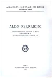 Aldo Ferrabino