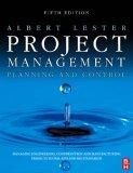 Project Management, Planning and Control, Fifth Edition