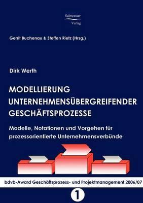 Modellierung Unternehmensabergreifender Geschaftsprozesse