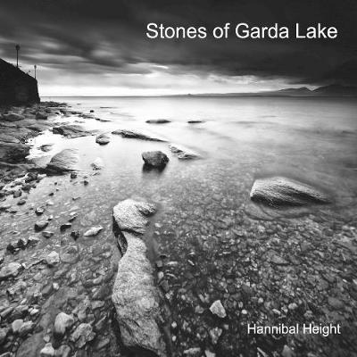 Stones of Garda lake