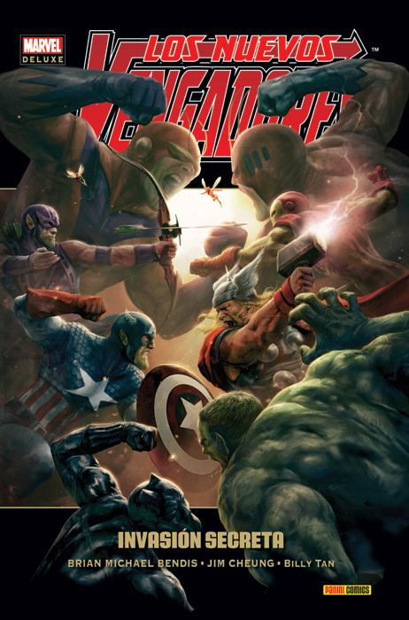 Marvel Deluxe: Los Nuevos Vengadores #9