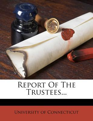 Report of the Trustees.