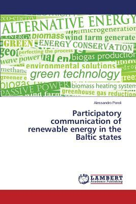 Participatory communication of renewable energy in the Baltic states