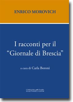 """I racconti per il """"Giornale di Brescia"""""""
