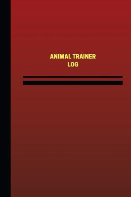 Animal Trainer Logbook, Journal