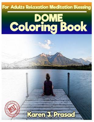 DOCK Coloring book for Adults Relaxation Meditation Blessing