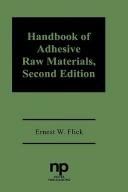 Handbook of Adhesive...