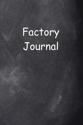 Factory Journal Chal...