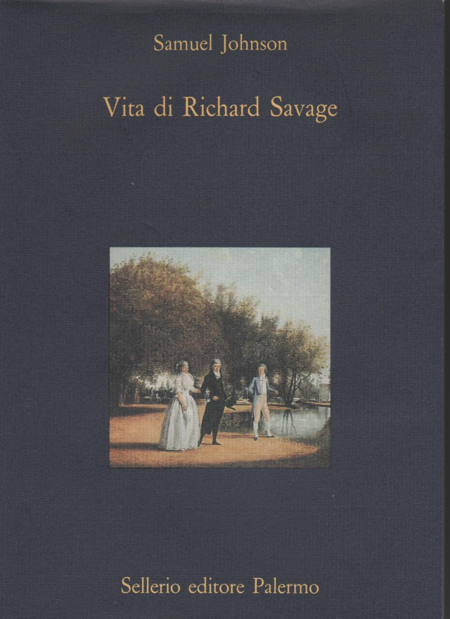 Vita di Richard Sava...