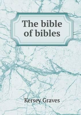 The Bible of Bibles