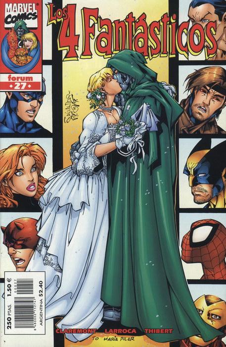 Los 4 Fantásticos Vol.3 #27 (de 34)