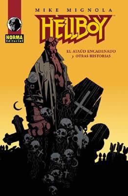 Hellboy #3: El ataú...