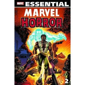 Essential Marvel Hor...