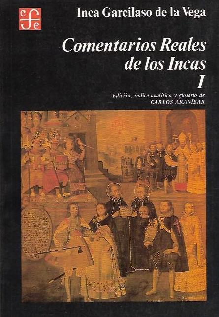 Comentarios Reales de Los Incas I