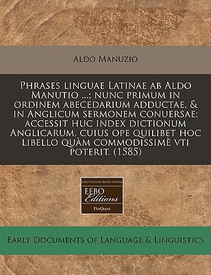 Phrases Linguae Lati...
