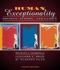 Human Exceptionality:Society, School, and Family