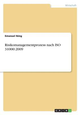 Risikomanagementprozess nach ISO 31000