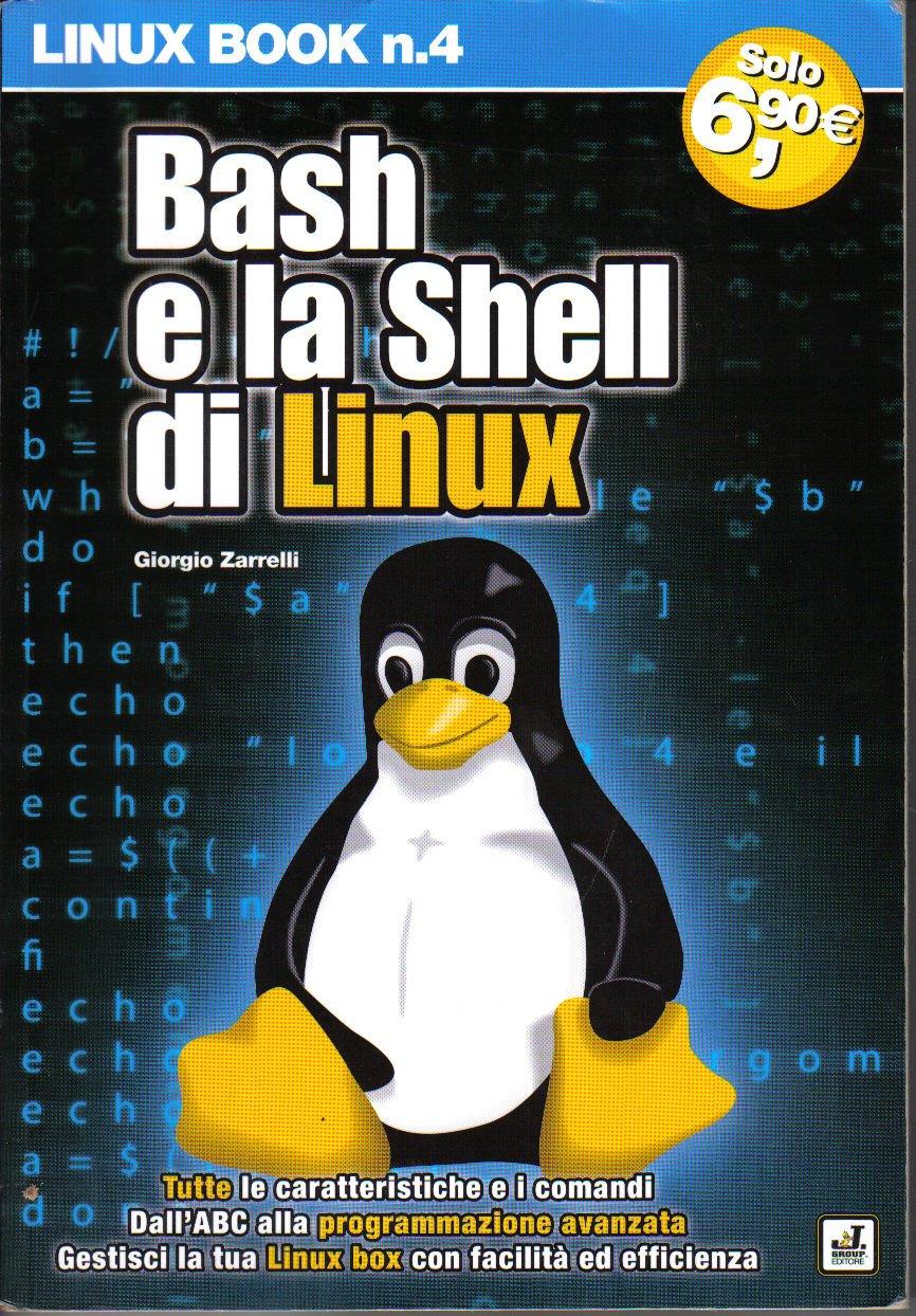 Bash e la shell di Linux