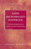 Dairy Microbiology Handbook