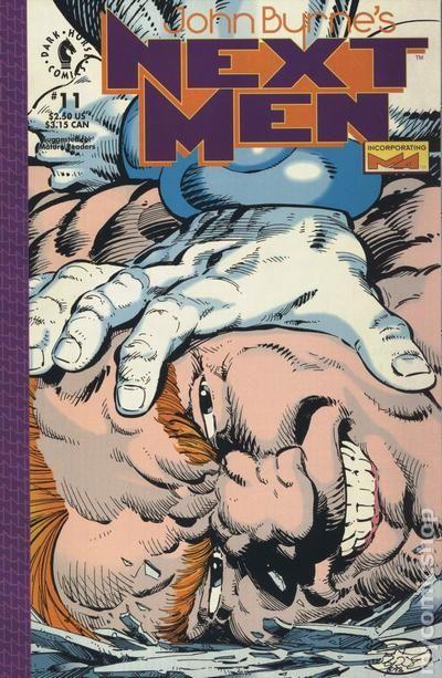 John Byrne's Next Men Vol.1 #11