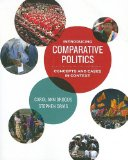 Introducing comparative politics
