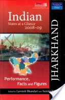 Indian States At A Glance 2008-09: Performance, Facts And Figures - Jharkhand
