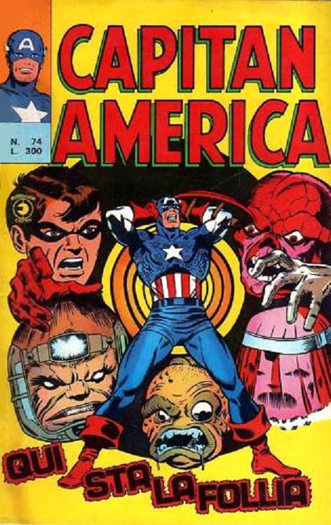 Capitan America n. 7...