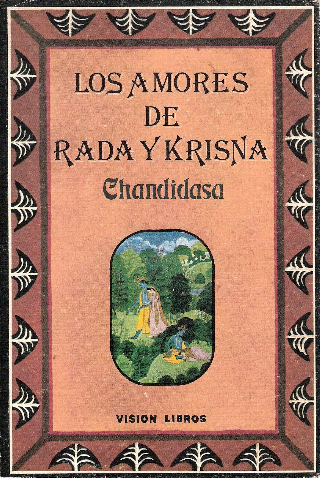 Los amores de Rada y Krisna