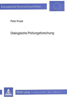 Dialogische Prüfungsforschung