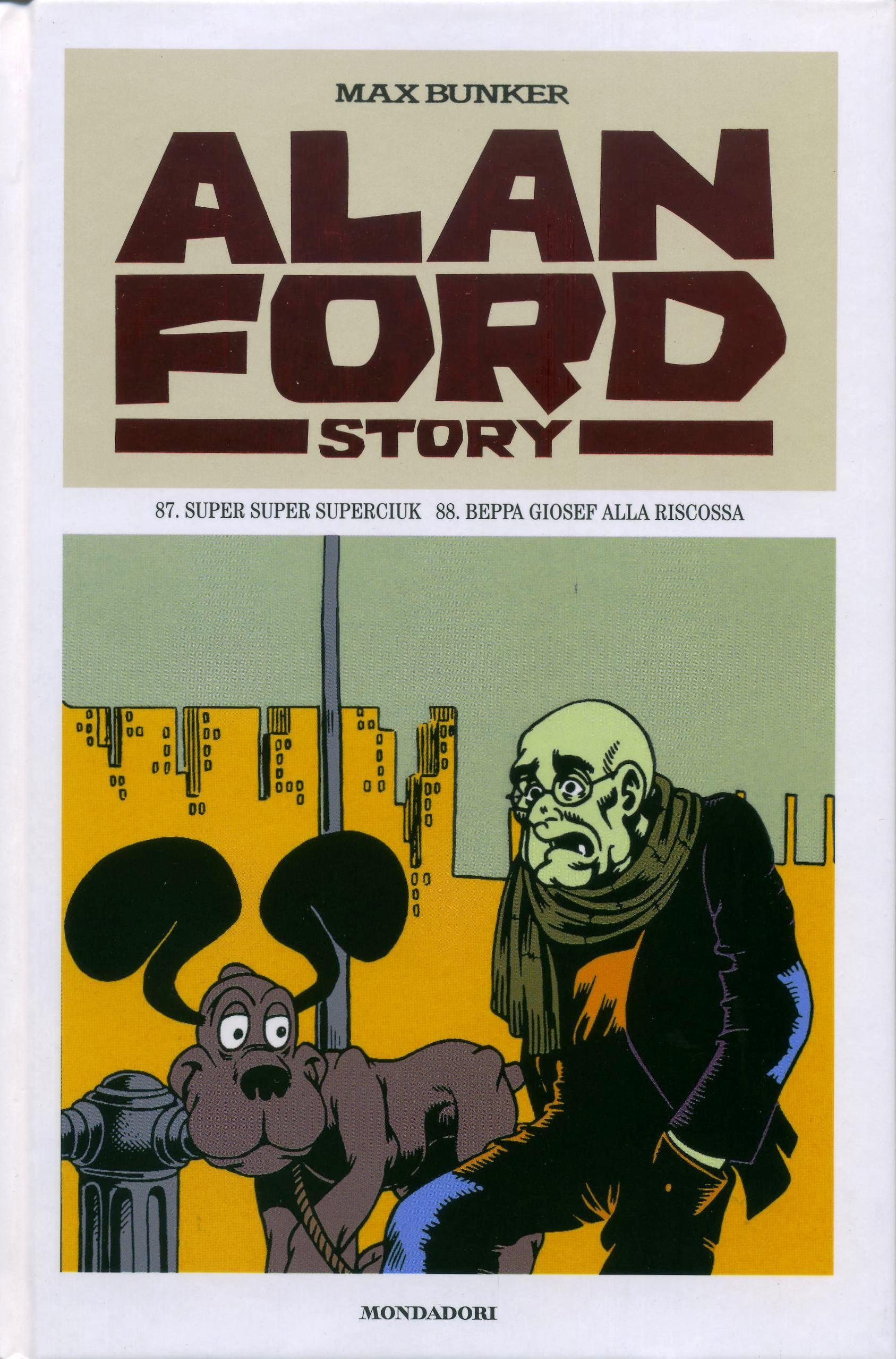Alan Ford Story n. 4...