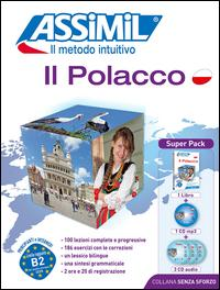 Il polacco. Con 3 CD Audio. Con CD Audio formato MP3