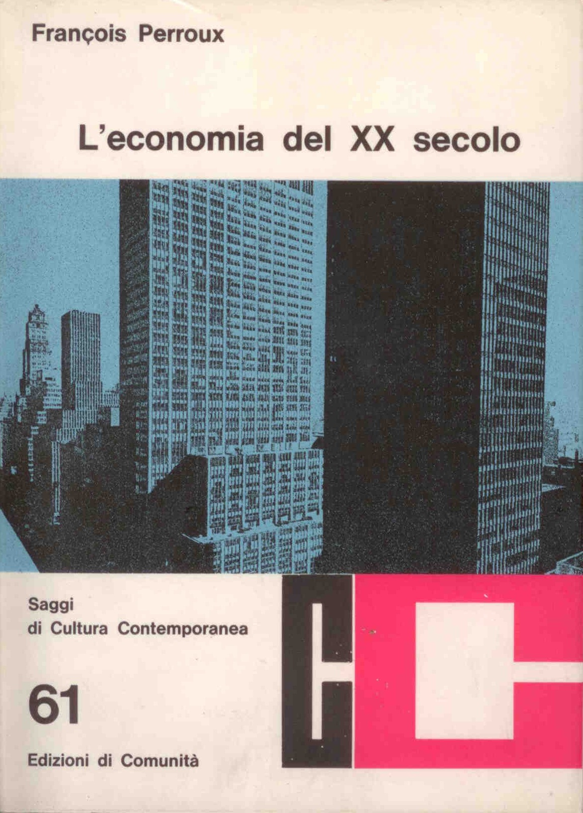 L'economia del XX secolo