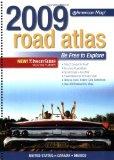 American Map Road Atlas 2009 Standard