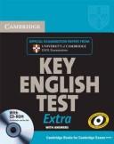 Camb Key Eng Test Ext Self-study Pk