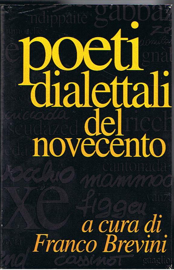 Poeti dialettali del Novecento