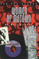 For the Record 6: Women of Motown