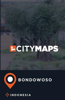 City Maps Bondowoso Indonesia