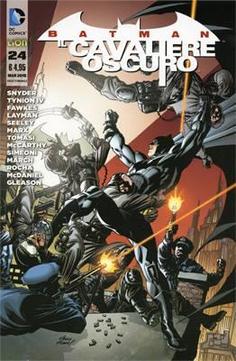 Batman Il Cavaliere Oscuro, n. 24