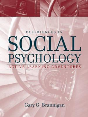 Experiences in Social Psychology