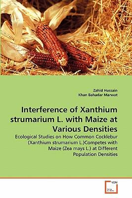 Interference of Xanthium strumarium L. with Maize at Various Densities