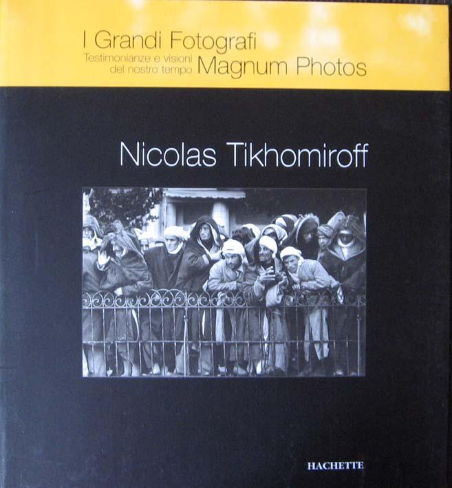 Nicolas Tikhomiroff