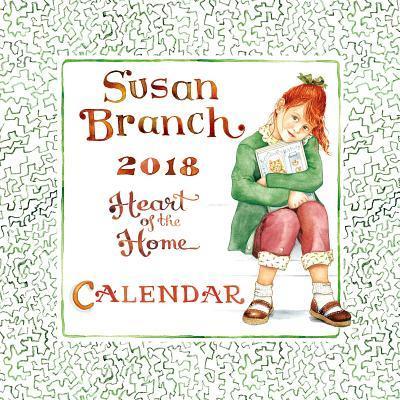 Susan Branch 2018 Calendar
