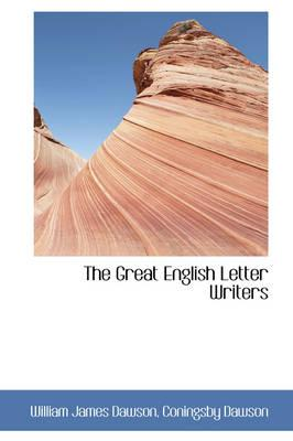 The Great English Letter Writers