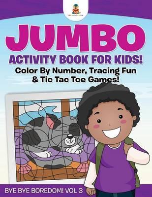 Jumbo Activity Book ...