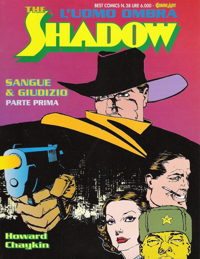 The Shadow: Sangue e...