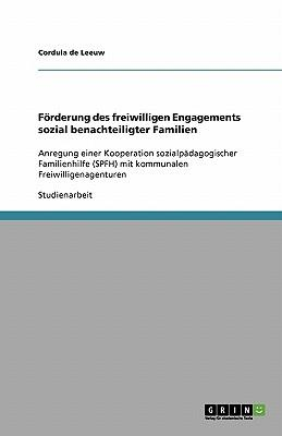 Förderung des freiwilligen Engagements sozial benachteiligter Familien
