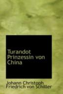 Turandot Prinzessin Von China