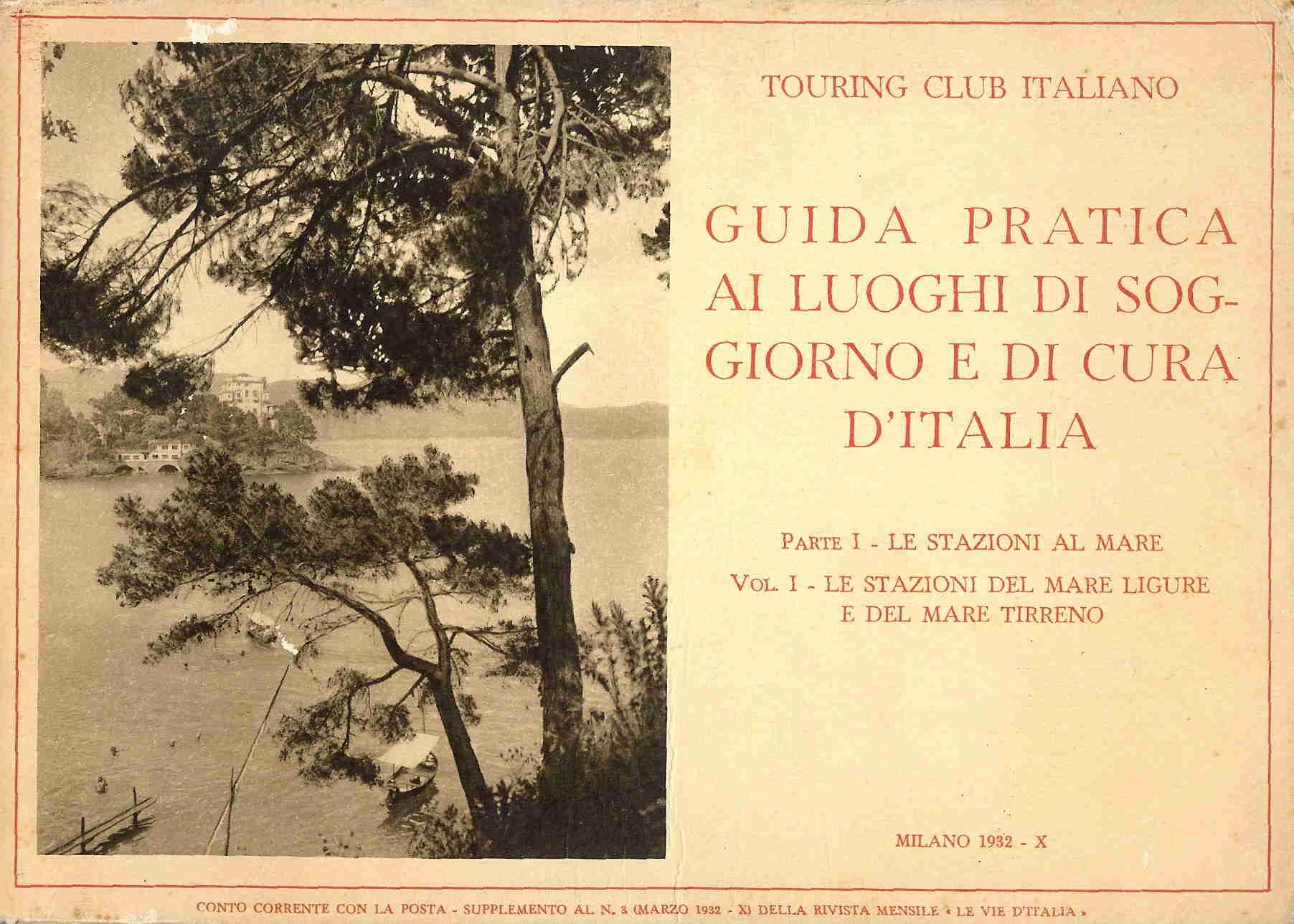 Guida pratica ai luoghi di soggiorno e di cura in Italia