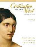 Civilization in the West, Volume 2